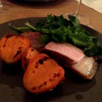 Ellory pork heritage carrots